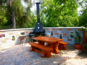 Garden Iron Fireplaces