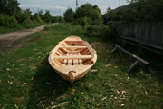 Wooden Boats from Monivet